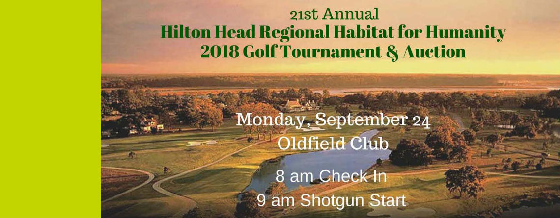 Register Now for Golf