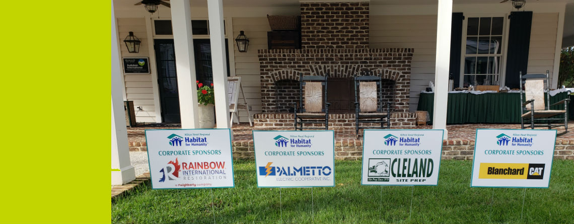 Thanks to Our Golf Sponsors and Players