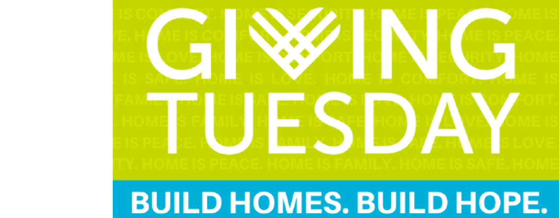 Giving Tuesday Dec 3